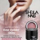 Nuovo Gel Diamantato ROSE BUILDER SHINY!