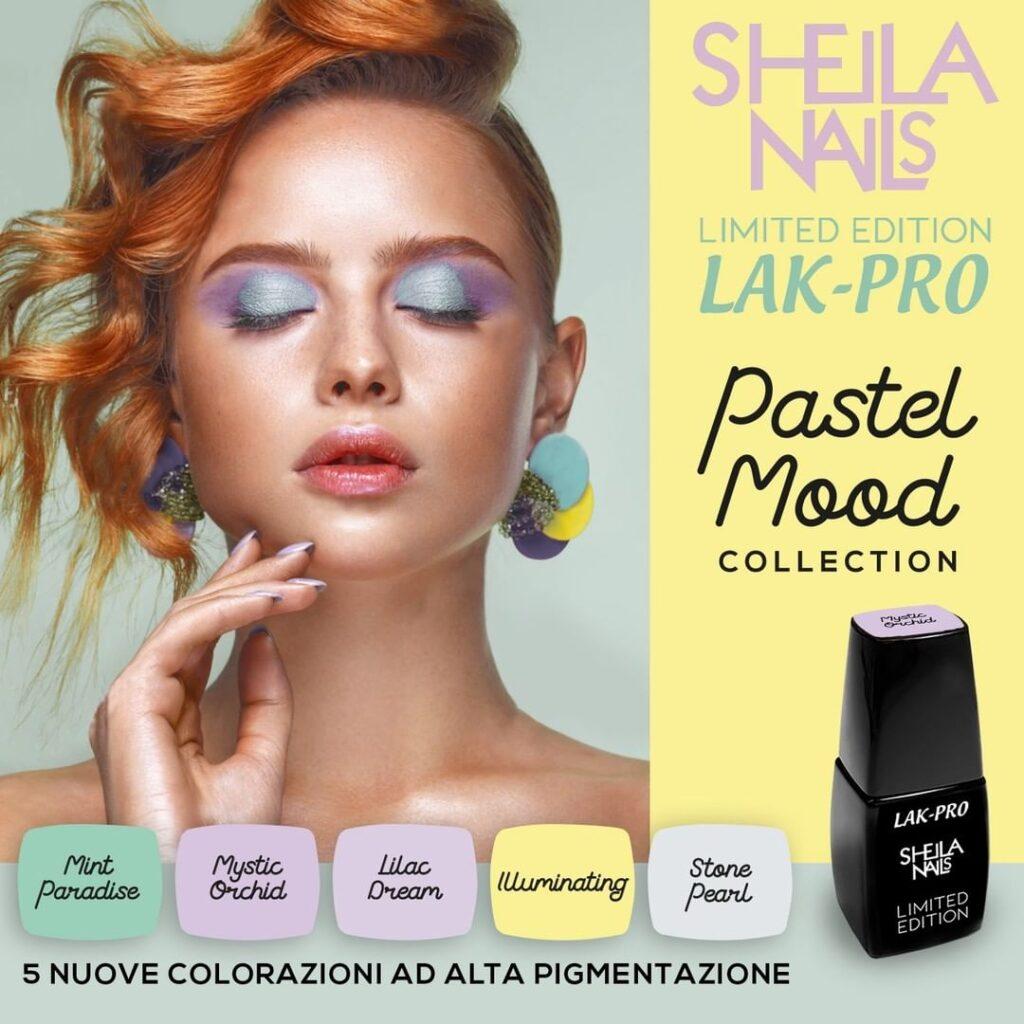"LAK-PRO ""PASTEL MOOD"" Collection"